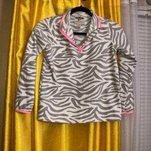 OshKosh Zebra Sweater